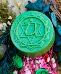 Jabón Cuarto Chakra Anahata o corazón